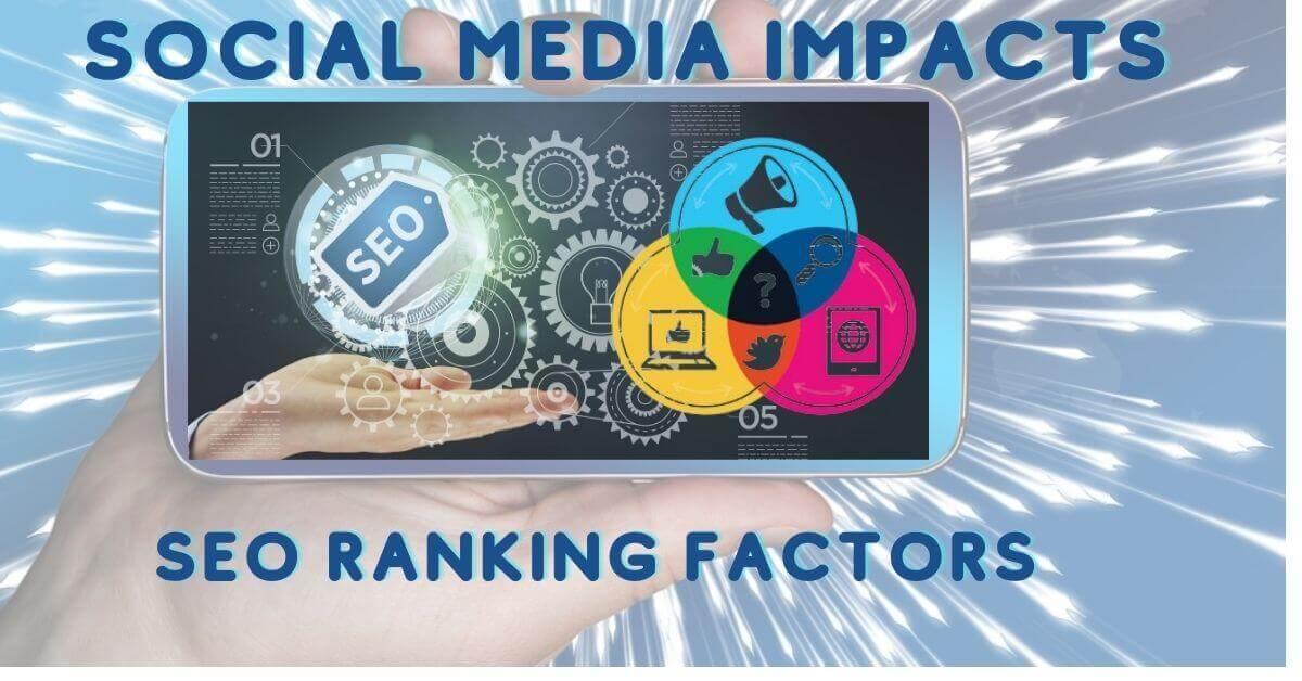 Social media Ranking Factors