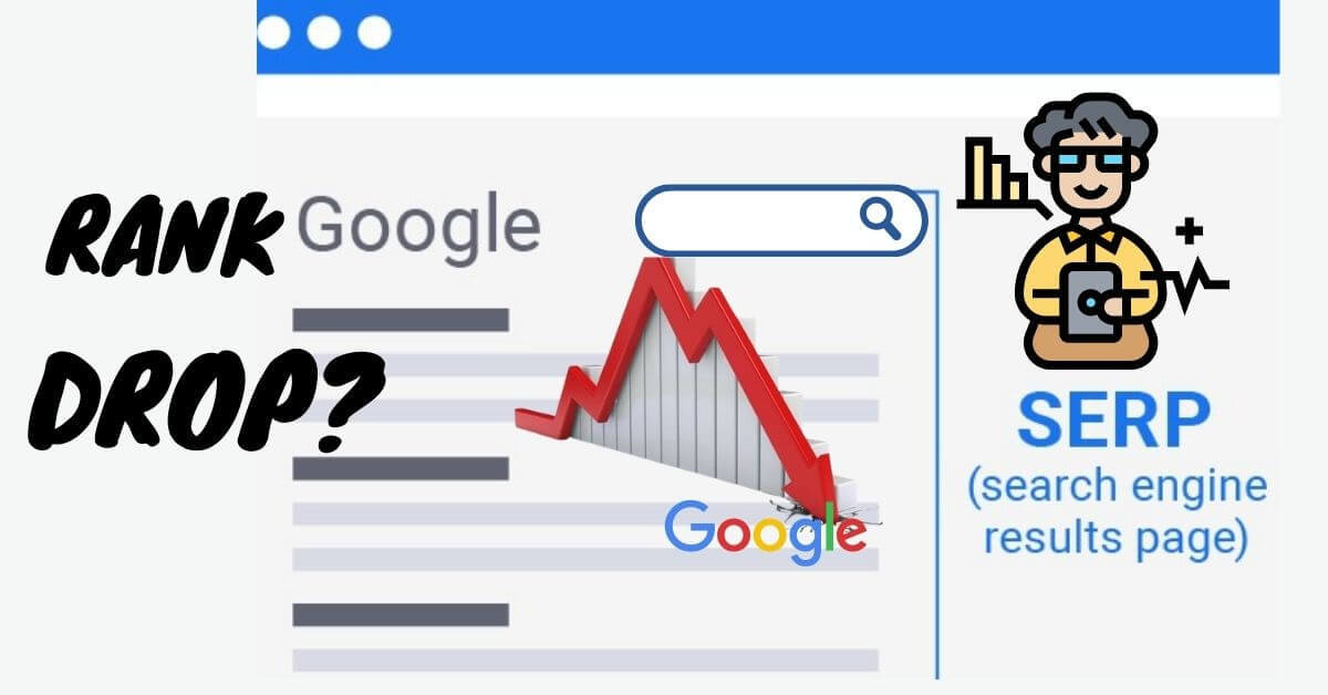 steps to Diagnose a Drop in Ranking